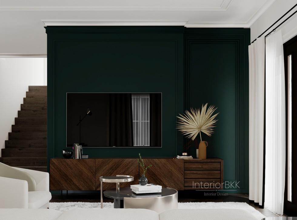 living interior design classic