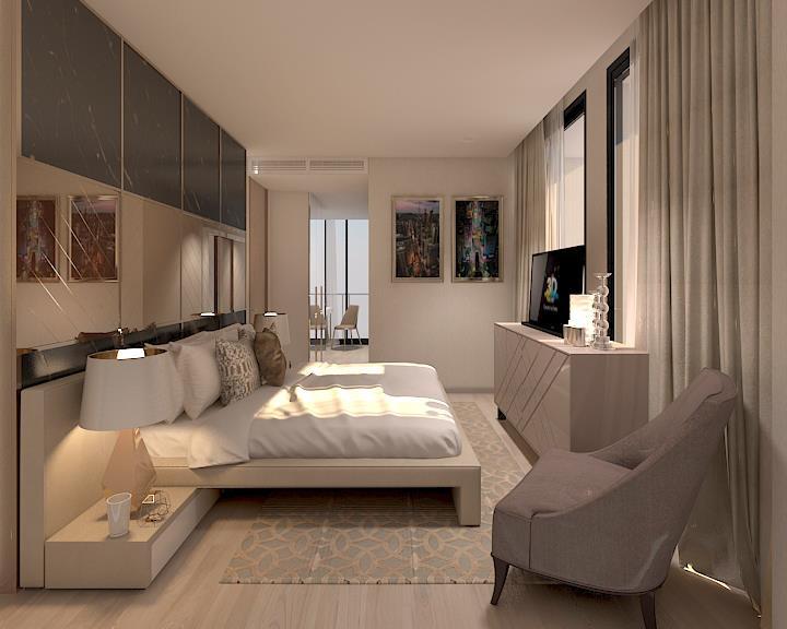 noble ออกแบบห้องนอน