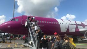 冰島:(三)  機票、行李與WOW AIR 阿姆斯特丹自助 CHECK-IN分享
