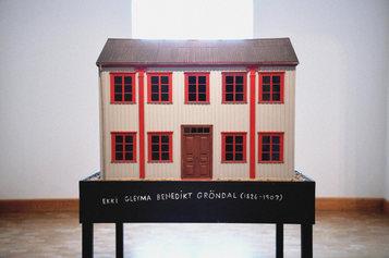 Handmade small house