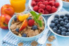 Manhã saudável