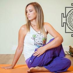 yoga with Ariadne