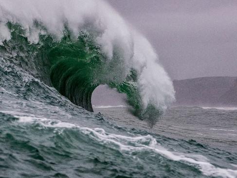 Όνειρο τσουνάμι - αποδέξου τις αλλαγές