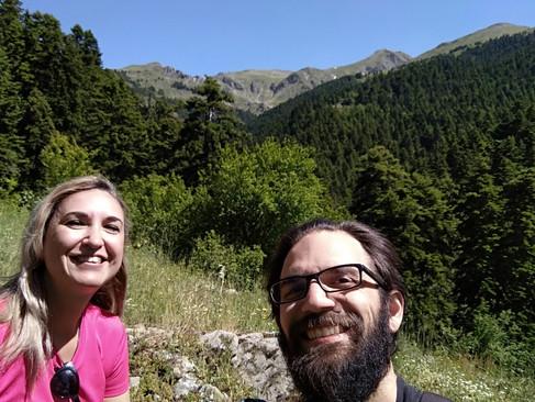 Νιώσαμε στο Βουνό