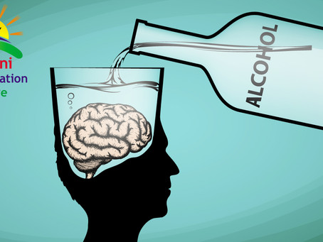 Affect of Alcohol and Drugs on mental health processes and behavior
