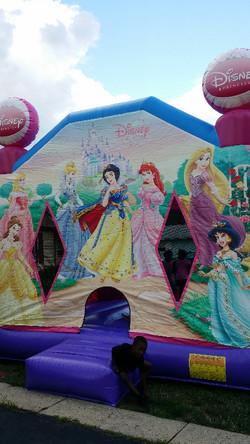 Princess Bouncy House