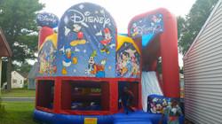 Disney 5 in 1 Bounce House