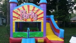 Party Bouncy Castle
