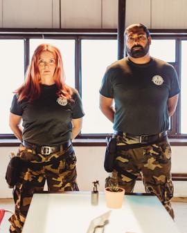 Cynthia Crofoot and Gugun Deep Singh