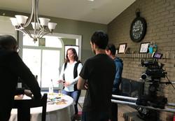 Directing the scene