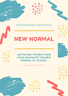 Resolve to Play New Normal Cover Website