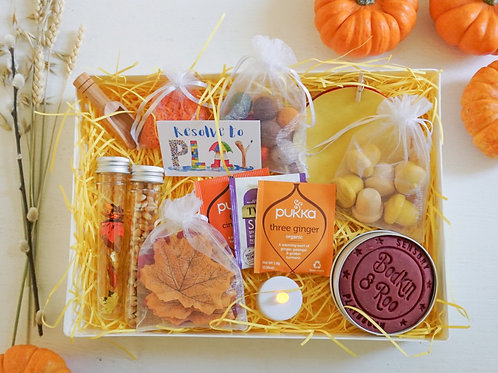 My Autumn Moments play box