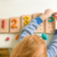Resolve to Play Numeracy Play Creating N