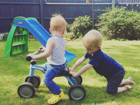 How To: Manage Sibling Play