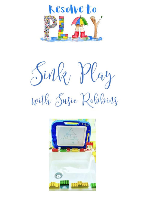 10 Ways to Sink Play