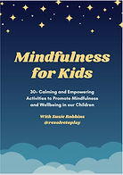 Resolve to Play Mindfulness for Kids Cov