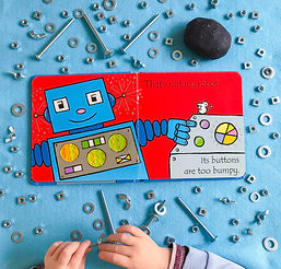 Resolve to Play Fine Motor Robots