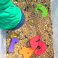 Resolve to Play Nmber Play Sensory Play