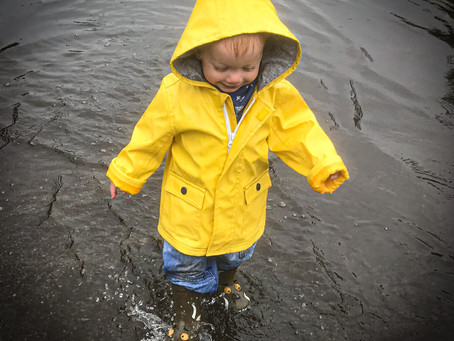 Top Ten Rainy-Day Play Ideas