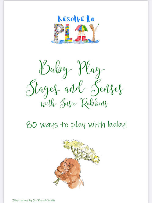Baby Play Bumper Pack