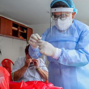 Soacha recibe pacientes con Covid-19 de Bogotá y Cundinamarca
