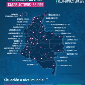 Cundinamarca se prepara para el segundo pico de la Pandemia