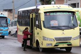 Aumentan los controles de seguridad al transporte intermunicipal