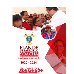 Conozca el Plan de Desarrollo Municipal de Soacha