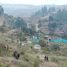 Una nueva invasión se presentó en Soacha