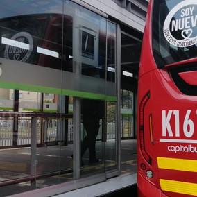 Un hombre fue asesinado en un bus de Transmilenio