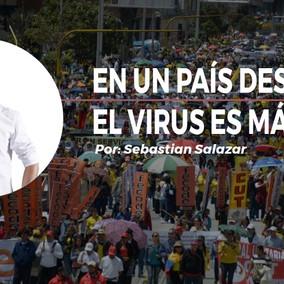 El virus es más letal en un país desigual
