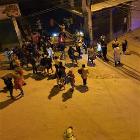 Cacerolazo en la comuna cuatro de Soacha