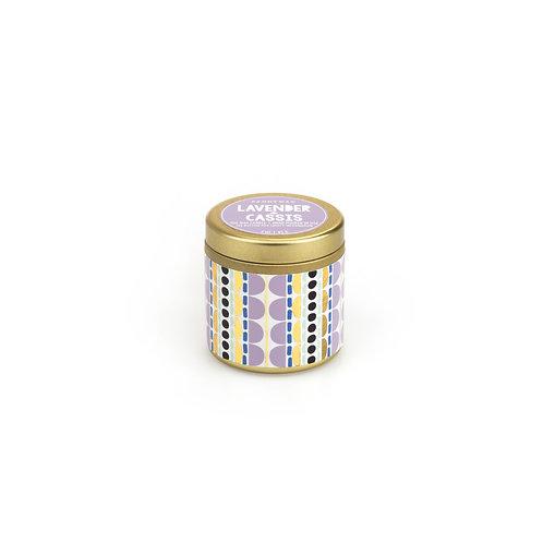 LAVENDER + CASSIS, компактная travel-свеча