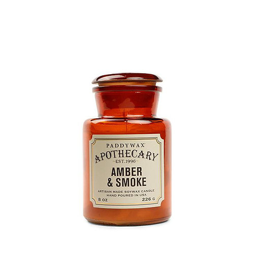 AMBER & SMOKE