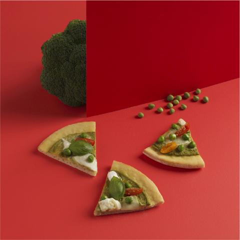 Pizza Bonduelle