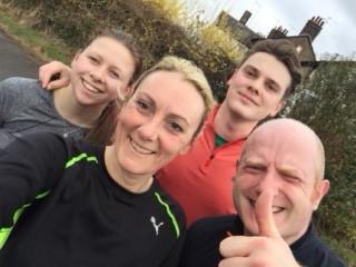 Sam Jenkins' Fundraising Half Marathon