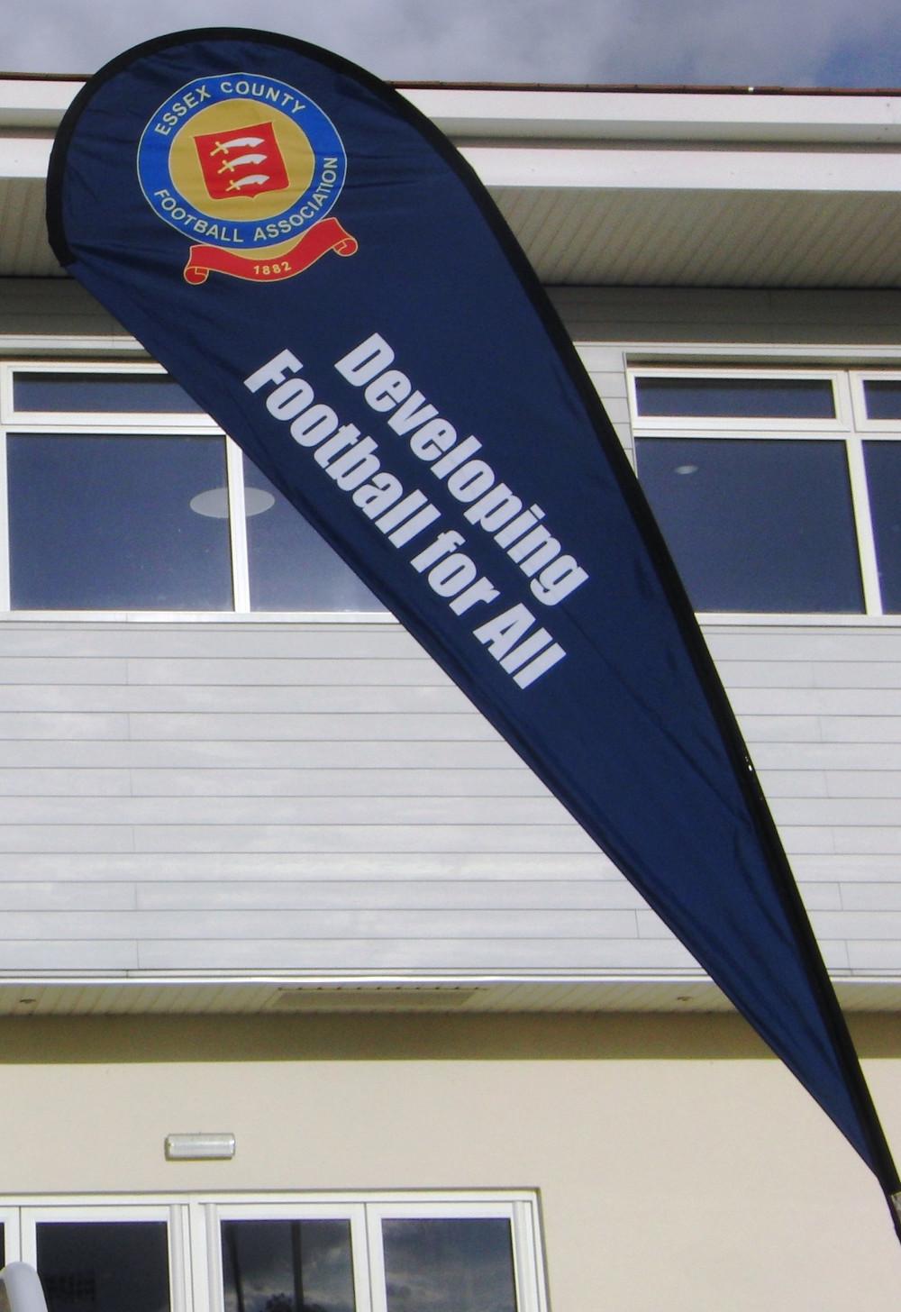 Essex Football FA Banner
