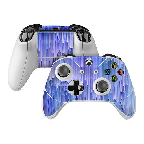 Lunar Mist Xbox One Controller decal