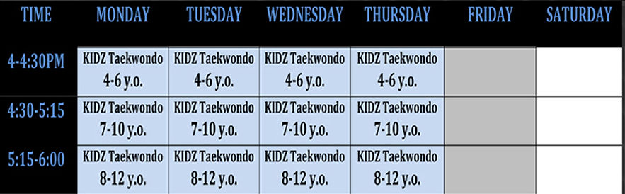 Notorious TKD Schedule.jpg