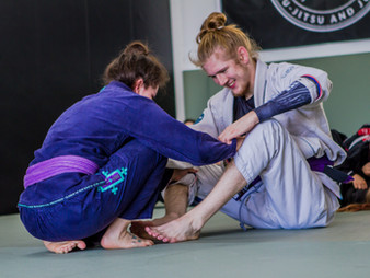 New photos of BJJ training at Ximenes BJJ