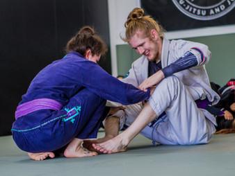 New photos of BJJ training at Ximenes BJJ