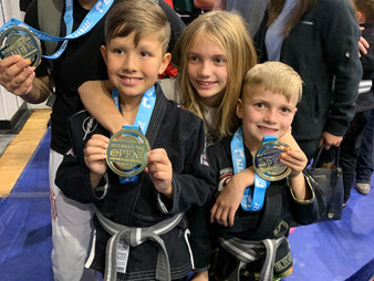 Ximenes BJJ Results for the Arizona International Open