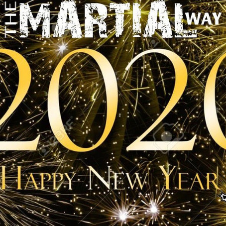 Happy New Year's 2020