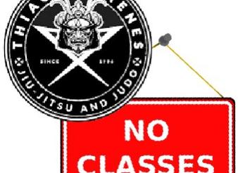 No Classes Today!!! 12/7/19