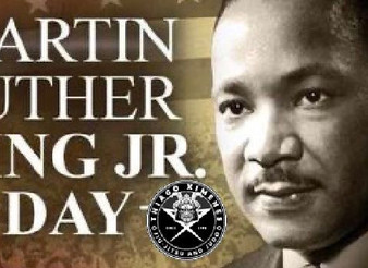 MLK day open mat schedule