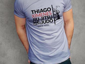 Ximenes BJJ T-Shirt Pre-Sale