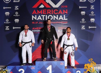 Results at American Nationals