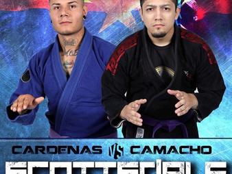 Alvaro Carenas wins Fight2Win Pro75AZ debut