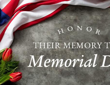 Memorial Day Open Mat & New Location
