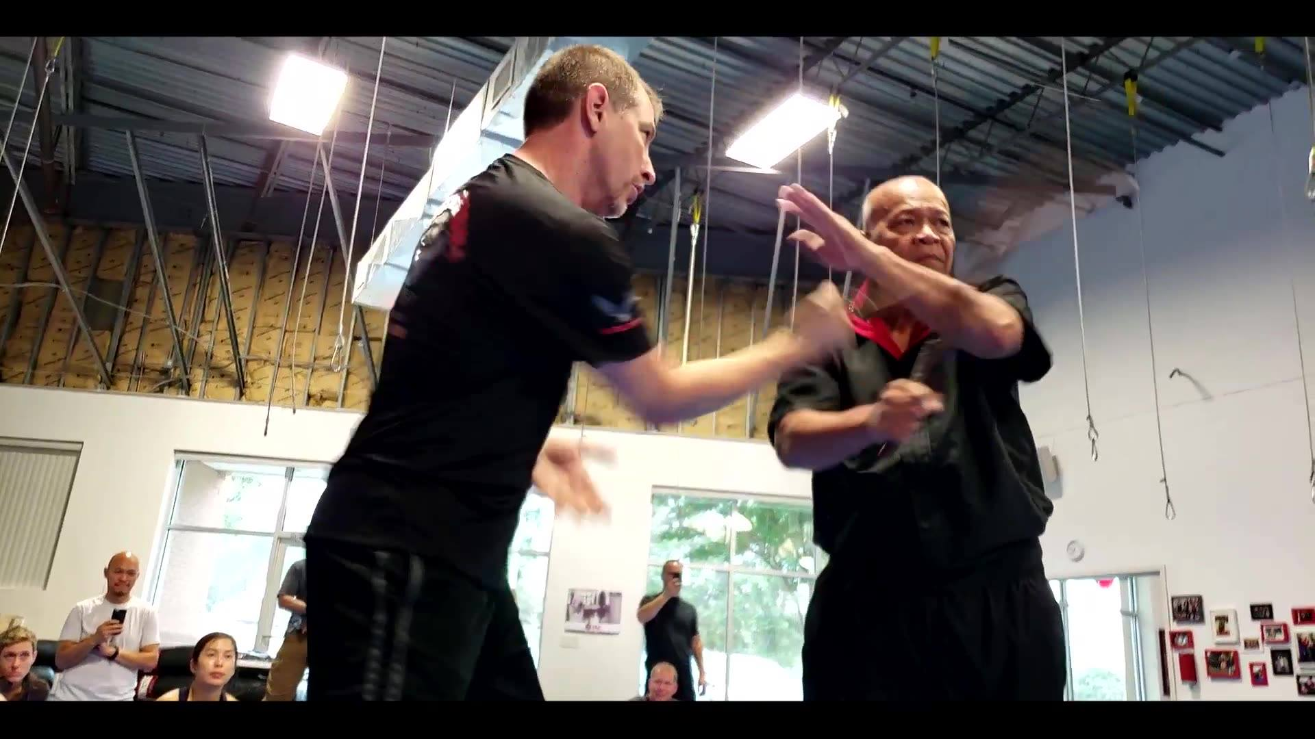 Grand Master Bobby Taboada: Magic Show | Balintawak Arnis